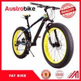 Bicicleta gorda de venda quente 26inch da cor preta branca de alumínio de aço do frame do carbono da liga barato barato para o mercado do europeu do Ce da venda