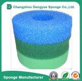 Feuille respirable environnementale de mousse de filtre de polyuréthane de filtre à air
