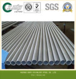 Tubulação de aço inoxidável soldada 304L de ASTM TP304