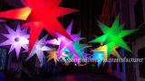 2016 de Nieuwe Opblaasbare Ster van de Stijl met LEIDEN Licht binnen voor de Decoratie van het Huwelijk van de Gebeurtenis van de Partij