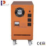 발전기 호환성 CPU 통제되는 태양 변환장치 6kw 50Hz