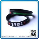 Decoration (HN-SB-0010)のためのベストセラーのProducts Print Silicone Bands