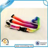 Kundenspezifisches Firmenzeichen-farbenreiche Abdruck-Sublimation-Abzuglinie