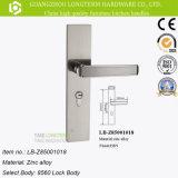 Bloqueos de puerta americanos de la nueva seguridad segura del diseño de la aleación del cinc