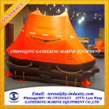Ec Certification 6p~150p Solas Marine Inflatable Liferaft CCS
