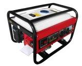 Topford manueller 6.5HP 2.5kVA Benzin-Energien-Generator für Hauptgebrauch