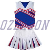 Ozeason Compression Digital Printing Não MOQ A Line Cheerleading Dress