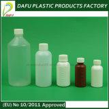 bottiglia di tosse della medicina di plastica del PE 200ml piccola