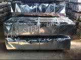 Feuille en acier enduite en acier glacée par PPGI de plaque d'appui d'OEM/de toit couleur de trapèze
