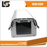 Boîtier imperméable à l'eau matériel en aluminium d'appareil-photo de remboursement in fine de la télévision en circuit fermé IP66