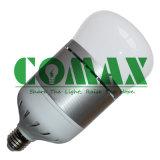 Luz de bulbo cilíndrica del bulbo del poder más elevado LED