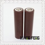 Nuovo Model Brown LG Hg2 3000mAh 20A Discharge Battery per Vapor