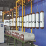 80L баллон высокого давления стальной CNG (ISO11439)