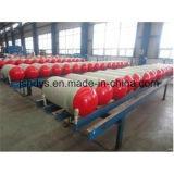 80L Hochdruckgas-Zylinder des stahl-CNG (ISO11439)
