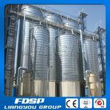 silos da grão 3000t para a planta de alimentação do leitão