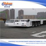 6axles 120t hydraulische Hochleistungsladung-Dienst-LKW-Schlussteil