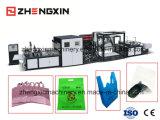 Sacchetto piano non tessuto promozionale che fa macchina (Zxl-D700)
