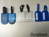 Transparente Luggague Tag & Plastic Luggage Tag & Custom Luggage Tag (DR-Z0198A)