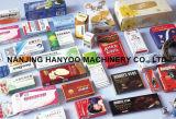 Dzh-100 automática de la galleta del cartón de la máquina de embalaje