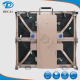 주조 알루미늄 단계 발광 다이오드 표시 스크린을 정지하십시오