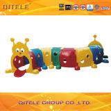 Cuatro / Seis secciones de pequeños insectos juguetes de plástico para niños (PT-043)