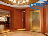 Piccolo elevatore domestico residenziale comodo stabile della villa