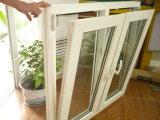 UPVC PVC 경사와 회전 날씨 저항하는 Windows