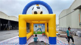 2016 neues Design Inflatable Football Shooting Games für Sale