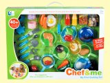 Кухня Cooking Cutting Food Play Toys для Kids