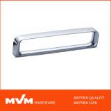 Mvm poignée de porte en alliage de zinc de Cabinet de traction de Zamak Mz-053