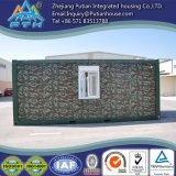 Chambre adaptée aux besoins du client de récipient de paquet plat pour le camp d'armée