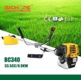 cortador de cepillo de la gasolina 33cc (BC340)