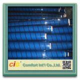 Blaue Farbe PVC-super freies Blatt
