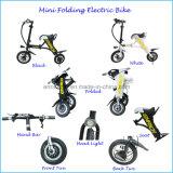 Сбывание новых продуктов 2016 горячее обогащает миниый электрический Bike /Scooter с ценой по прейскуранту завода-изготовителя