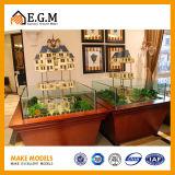 Модели зодчества/красивейшие модели для моделей дома/модели недвижимости/блока модельного /Residential строя модели/изготовленный на заказ модели
