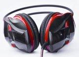 Cuffia avricolare stereo di gioco di Customzied dei campioni liberi con il microfono (RGM-904)