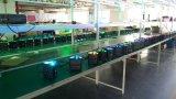 Het Licht van de Disco van de nieuwe Verre LEIDENE RGBW Lichten van het Effect met Was