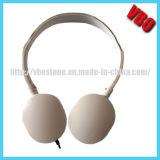 L'écouteur de stéréo d'écouteur de ligne aérienne le plus neuf