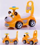 Дешево с автомобилями игрушки самоката младенца самоката пинком светильника нот