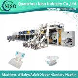 Pañal adulto de alta velocidad Lleno-Servo que hace la máquina con el CE (CNK300-SV)