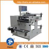 Máquina auto de la cortadora de la etiqueta de código de barras del rodillo de Hexin