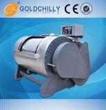 machine à laver industrielle de l'acier inoxydable 50kg avec le panneau de contrôle électronique