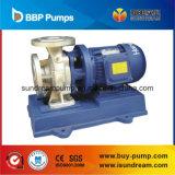 Pompa ad acqua centrifuga orizzontale della singola fase di Isw