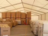 企業のためのアルミニウム保管倉庫のテント