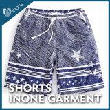 Les Mens d'Inone W010 nagent le pantalon court de circuits occasionnels de panneau