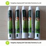 Aluminum&Plastic a feuilleté les tubes remplaçables en bambou de tubes de pâte dentifrice de sel de tube