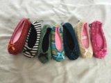7つのカラー女性の屋内靴