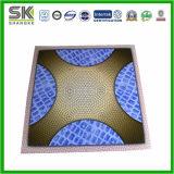 Material de construcción plástico del panel del PVC de la calidad