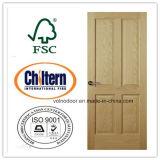 Porte en bois en bois solide de porte de qualité avec le prix concurrentiel
