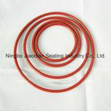 GB3452.1-82-1398 em 218.00*3.55mm com o anel-O vermelho do silicone